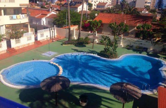 PRO1266AV<br>Alquiler vacacional en Denia de Apartamento con Terraza en las Marinas