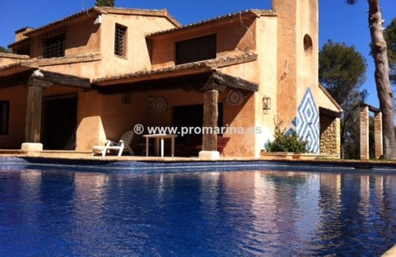 PRO1340<br>Spectacular luxury villa in Javea-Xabia