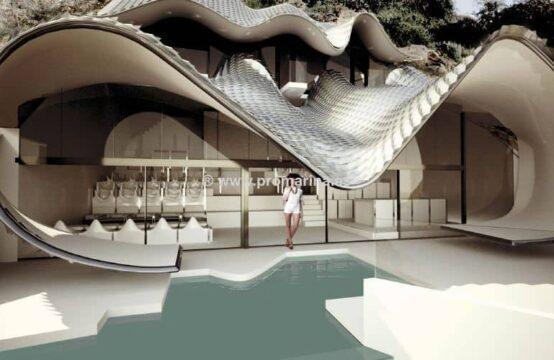 PRO576<br>Casa de diseño exclusivo de lujo