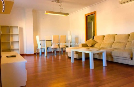 Great penthouse in Denia urban area