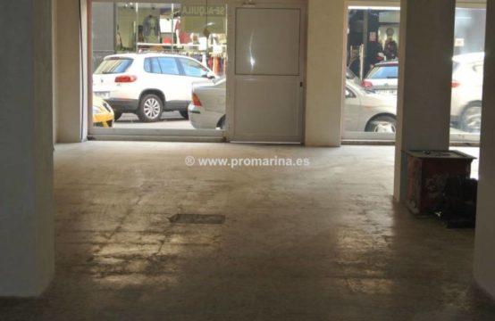 PRO1372A2<br>Alquiler de Local en Denia