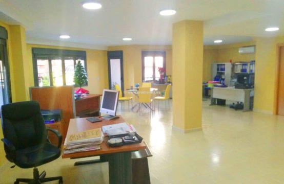 PRO1495A<br>Oficinas en alquiler en Casco urbano