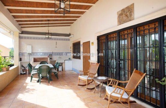 PRO1375A<br>Espectacular villa de lujo en Valencia