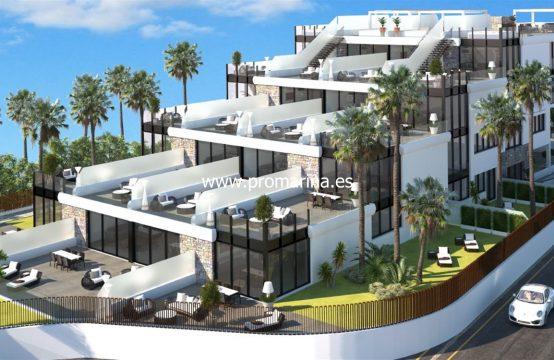 PRO1613<br>Magnifica urbanización de lujo frontal al Mar de Denia